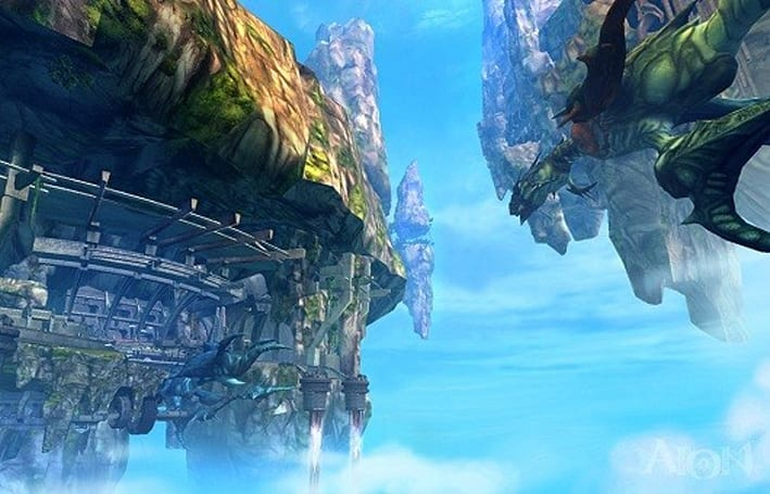Aion 4.0 will bring an increased level cap and new skills