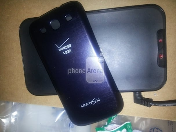 Verizon-branded Galaxy S III wireless charging kit starts showing up at retail stores