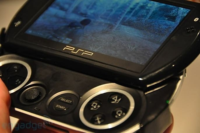 "Sony hints at ""non-game apps"" for PSP"