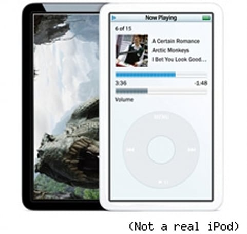 "The iPod and the ""product transition"""