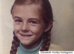 Actress Is Unrecognizable In Childhood Photo