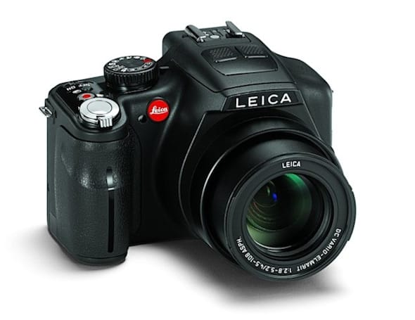 Leica rehashes Panasonic's Lumix Fz150 as the V-LUX 3, because 'image' matters