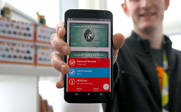 With Android Pay, Google gets mobile payments right
