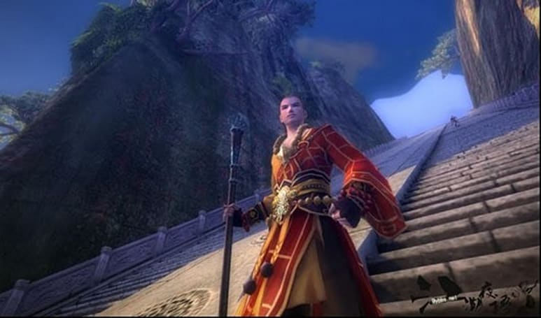 Age of Wulin videos reveal interesting skills, non-combat gameplay