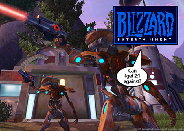 Blizzard exec: I wouldn't bet against BioWare