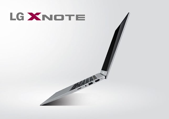 LG reveals X-Note Z330 Ultrabook, claims it cold boots in ten seconds