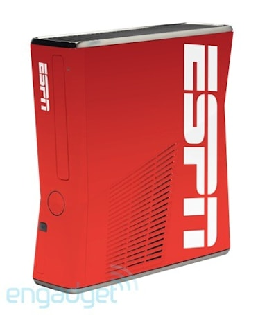 Microsoft planning ESPN-branded Xbox 360? Update: Nope!