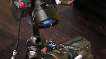 RED Scarlet makes surprise cameo filming EPIC's fast focus