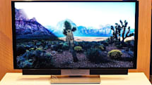 Bang & Olufsen's BeoVision Avant is a 55-inch UHD TV that moves