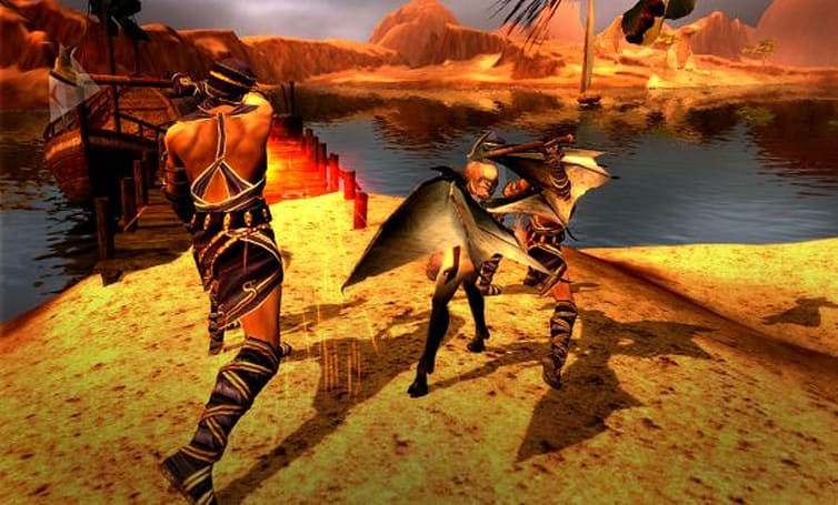Age of Conan reintroduces free trial
