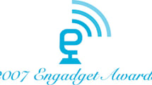 Vote for the 2007 Engadget Awards!