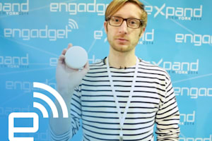 Engadget Expand: 60 Seconds with Point
