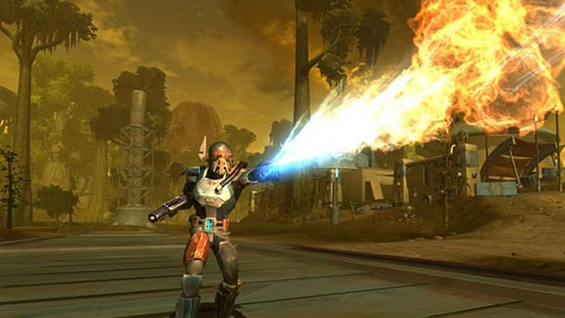 EA COO maintains confidence in BioWare