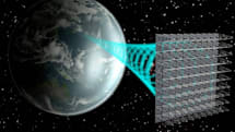 Scientists make strides in beaming solar power from space