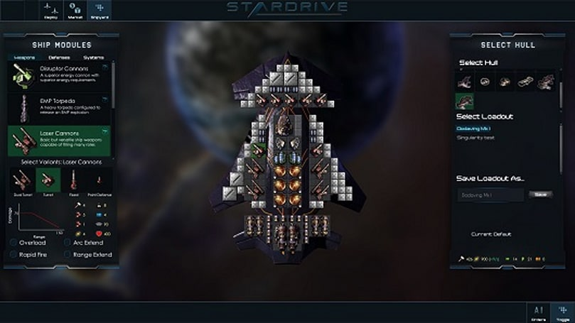Space strategy sequel StarDrive 2 set for September