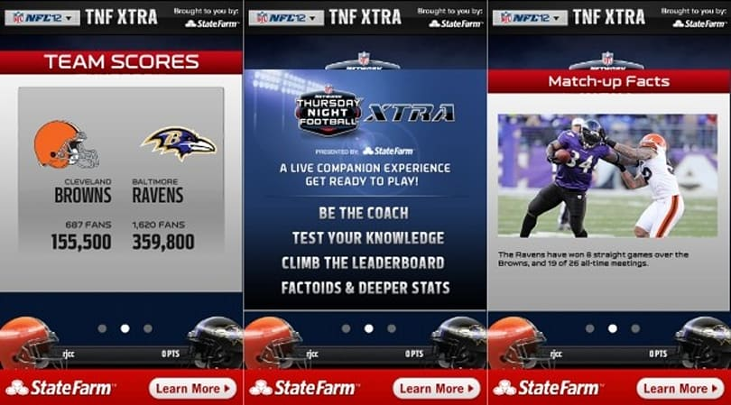 NFL Network's Thursday Night Football Xtra app comes to Android
