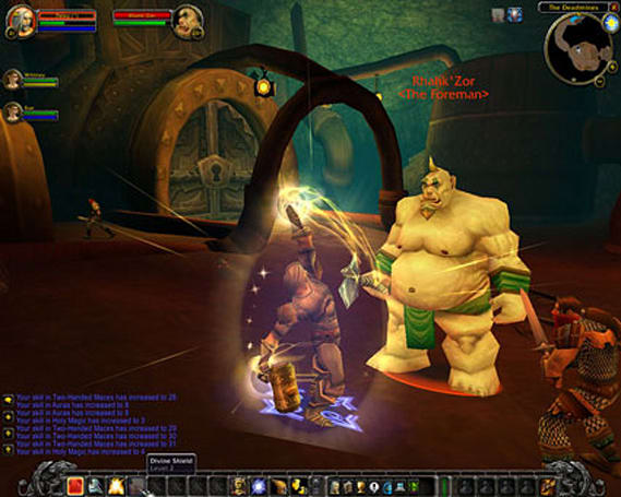 The History of the World (of Warcraft), part I