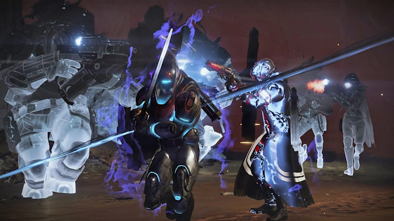 Take a look at the April update for 'Destiny'