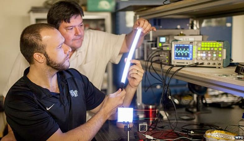 Scientists build 'super-bulb' out of plastic, it's (apparently) fantastic