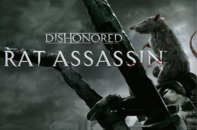Dishonored: Rat Assassin scurries to iPad