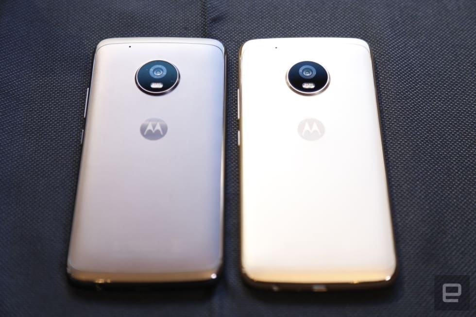 Meet the Moto G5 and G5 Plus