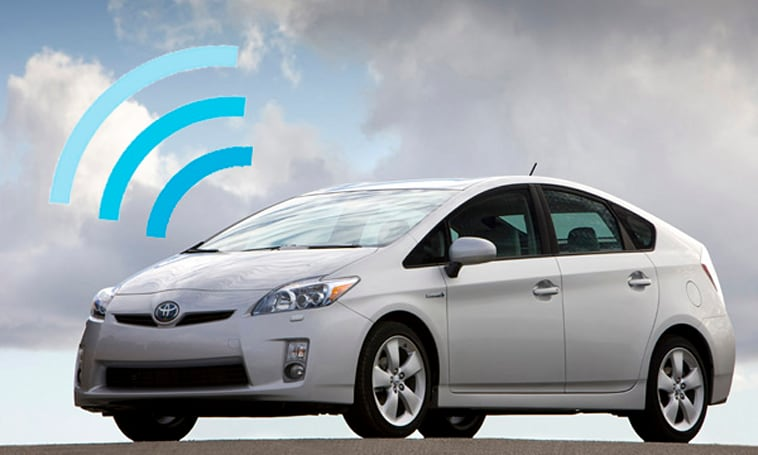 LTE Connected Car redefines the 'mobile' in mobile broadband (video)