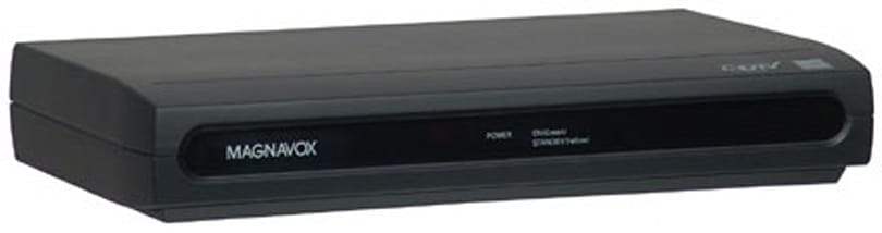 Philips DTV converter boxes get approved, pictured