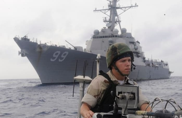 U.S. Navy fights piracy with MMOs