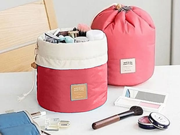 Buy One, Get One Free: Washable Makeup Organizer