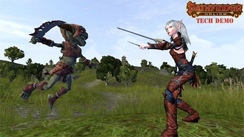 Latest dev blog highlights PvP aspects of Pathfinder Online