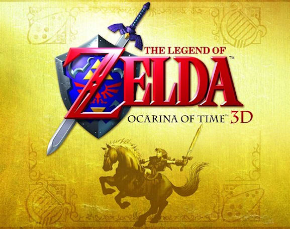 The Legend of Zelda: Ocarina of Time 3D review: From Hyrule with Love