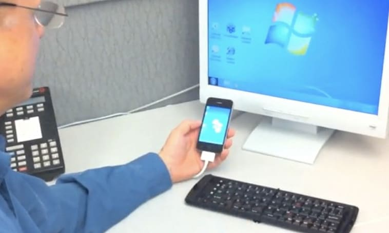 Citrix enlists iPhone 4 in its quest for 'Nirvana phone' portable desktop client (video)