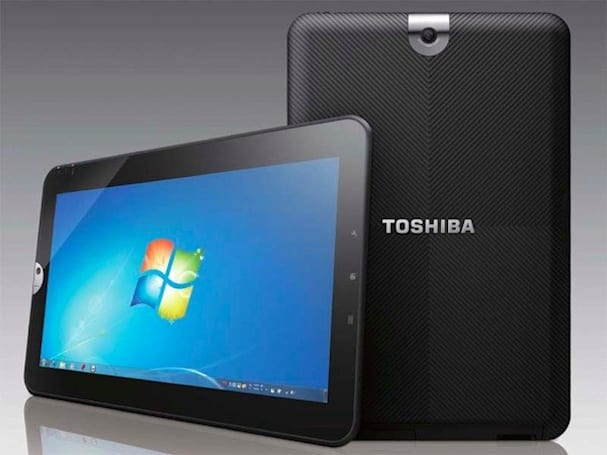 Toshiba announces Oak Trail-based WT310/C Windows tablet for Japan