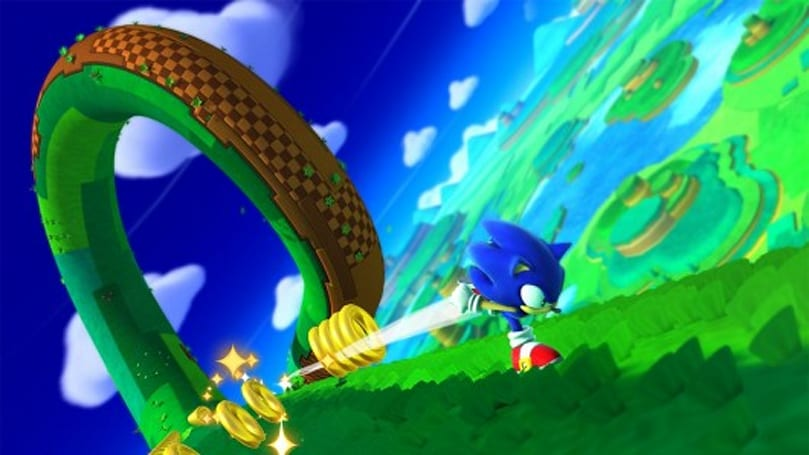 Sonic: Lost World features competitive multiplayer, off-screen play on Wii U