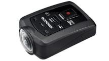 シマノから手のひらサイズのスポーツカメラCM-1000。広角180度フルHD、10m防水、WiFi スマホ連携