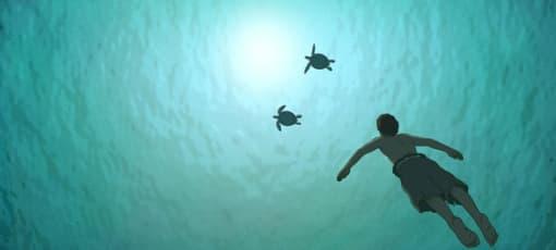 スタジオジブリ最新作『レッドタートル ある島の物語』試写会が当たる