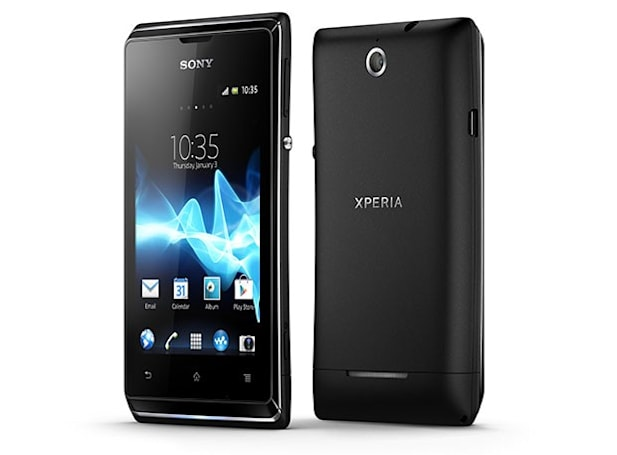 Sony reveals 3.5-inch Xperia E single or dual-SIM Android phone, coming early next year