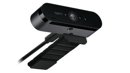 羅技發表 4K 網路攝影機「BRIO」