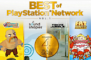 Best of PlayStation Network Vol. 1 coming to retail next month