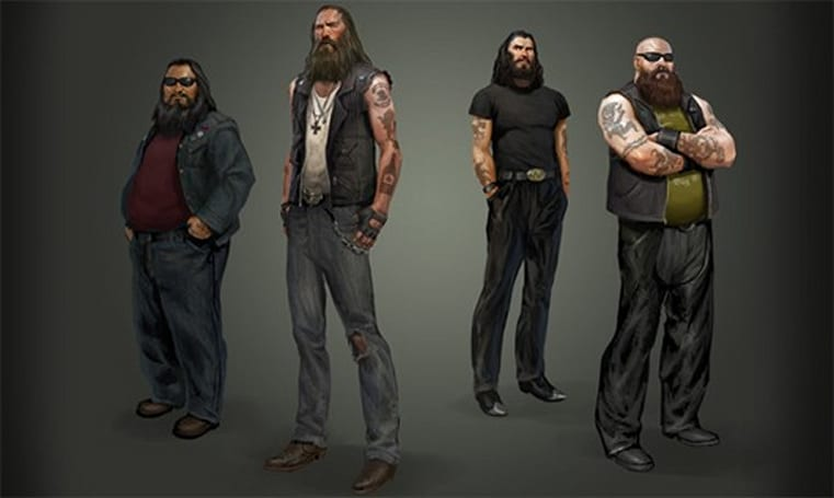 Make a music video for Left 4 Dead's Midnight Riders