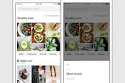 Pinterest's redesigned profiles make it easier to find pins later