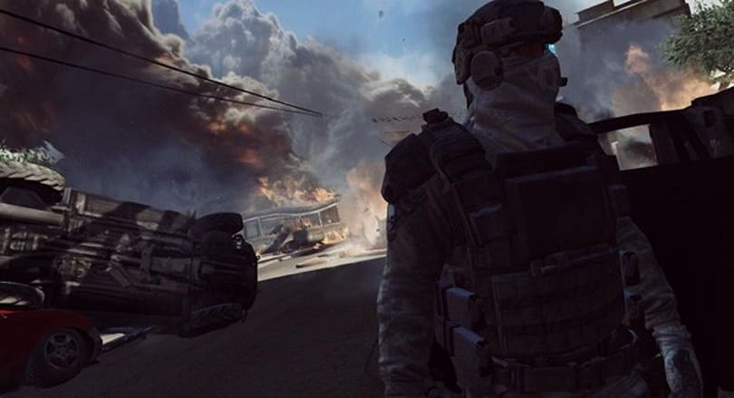 Ghost Recon: Future Soldier screens reconnoitered