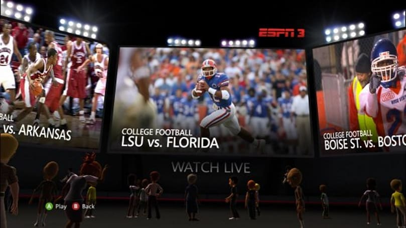ESPN site suggests Xbox Live streaming coming soon to Time Warner, Brighthouse
