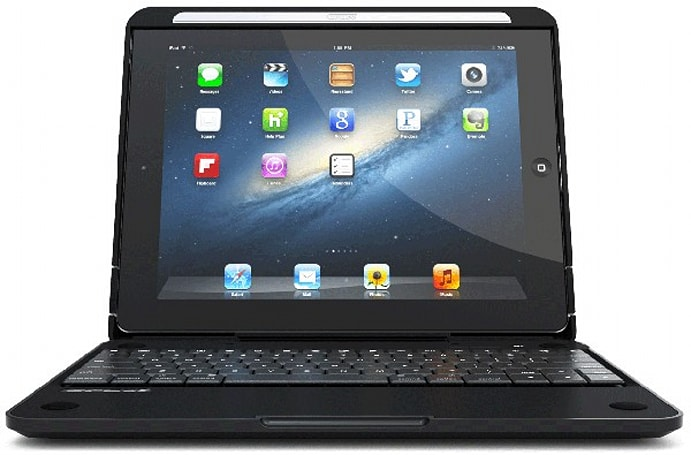 Crux360 keyboard case for the new iPad ships May 12th, preorder now for $150