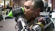 "Dean Kamen's ""Luke"" artificial arm gets demoed on video"