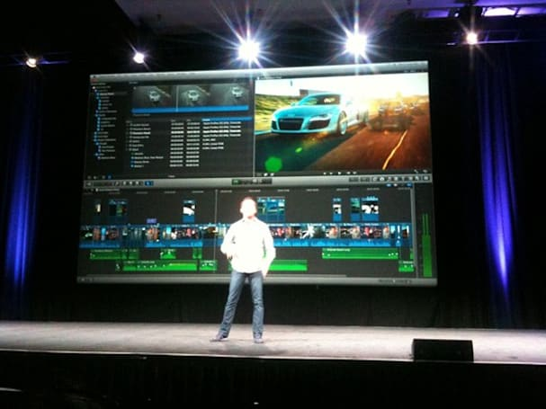 Apple announces Final Cut Pro X, rebuilt from ground up with 64-bit support (update: $299 in June)