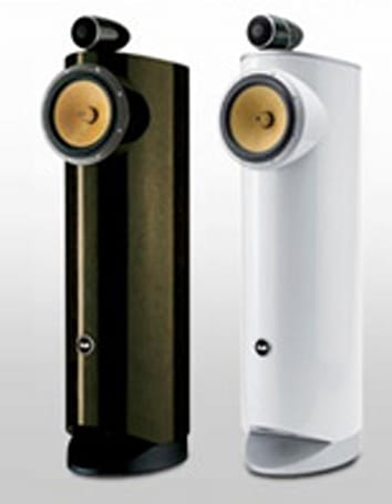 Bowers & Wilkins intro Signature Diamond loudspeakers