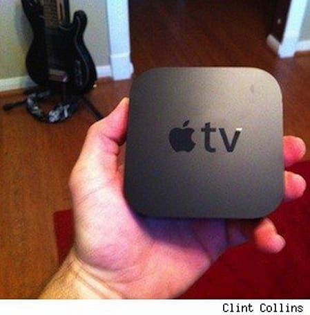 Apple TV deliveries begin -- we have unboxing photos and video