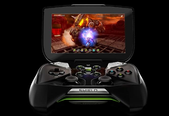 Nvidia Shield sales are 'great,' production ramping up soon