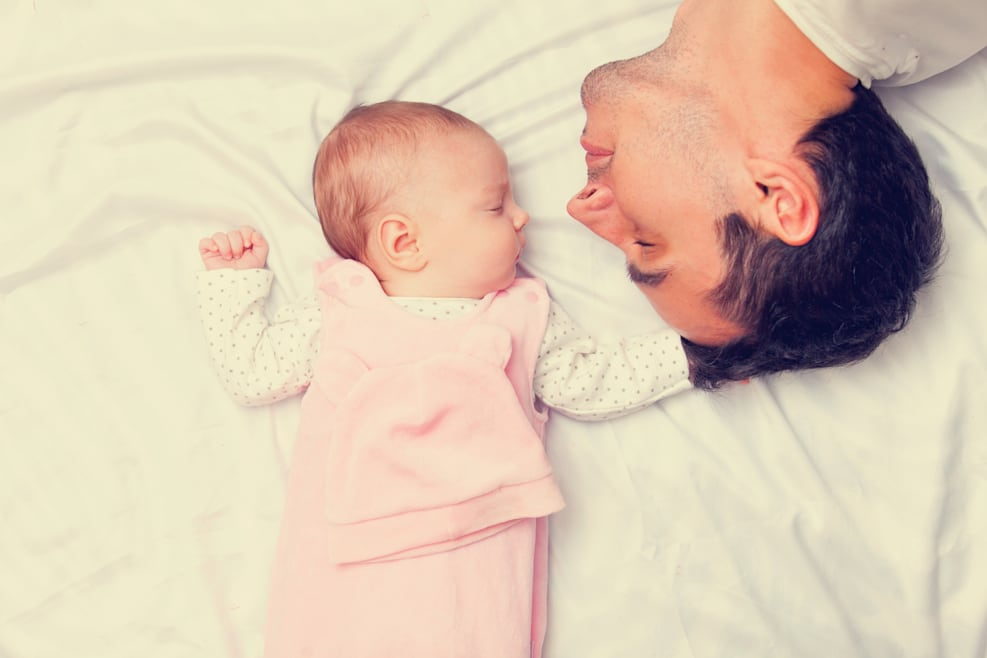 Parenting And The Modern Man